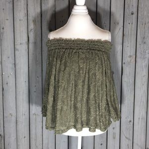 Anthro-Deletta blouse
